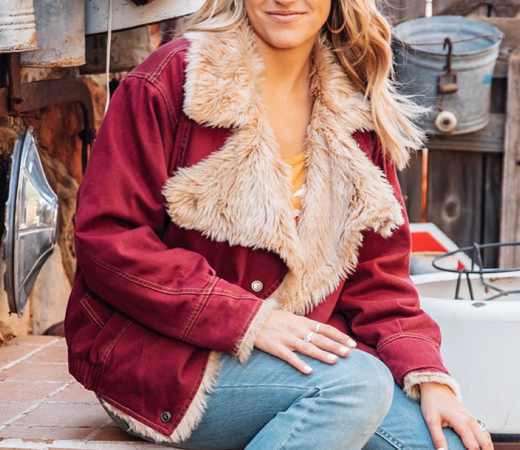 STS Ranchwear Hally Rose Jacket WOMEN - Clothing - Outerwear - Jackets STS Ranchwear Teskeys