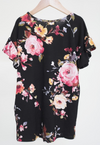 Ruffle Floral Dress KIDS - Girls - Clothing - Dresses 12PM BY MON AMI Teskeys