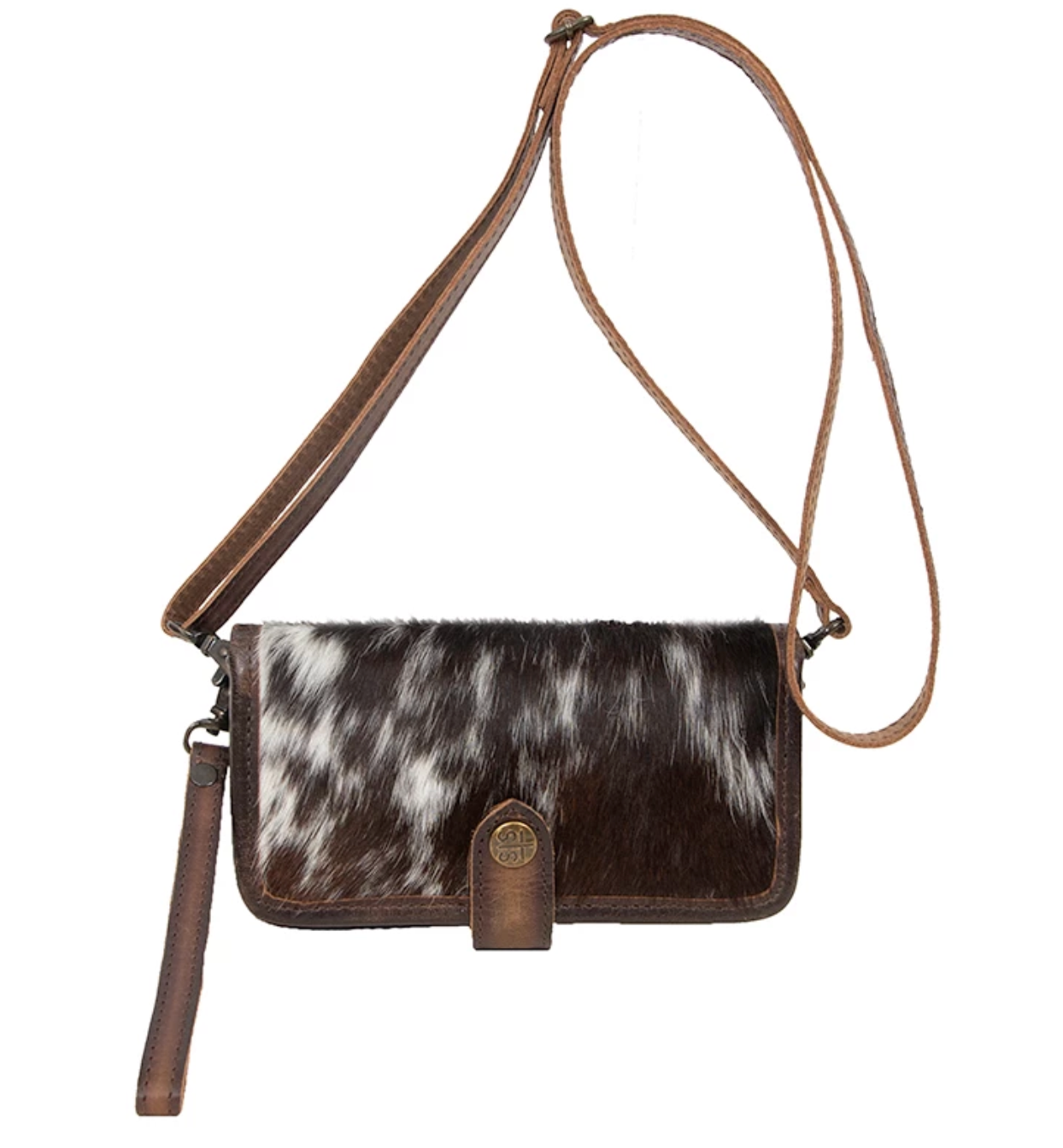 STS Ranchwear Cowhide Crossbody Wallet WOMEN - Accessories - Handbags - Crossbody bags STS Ranchwear Teskeys