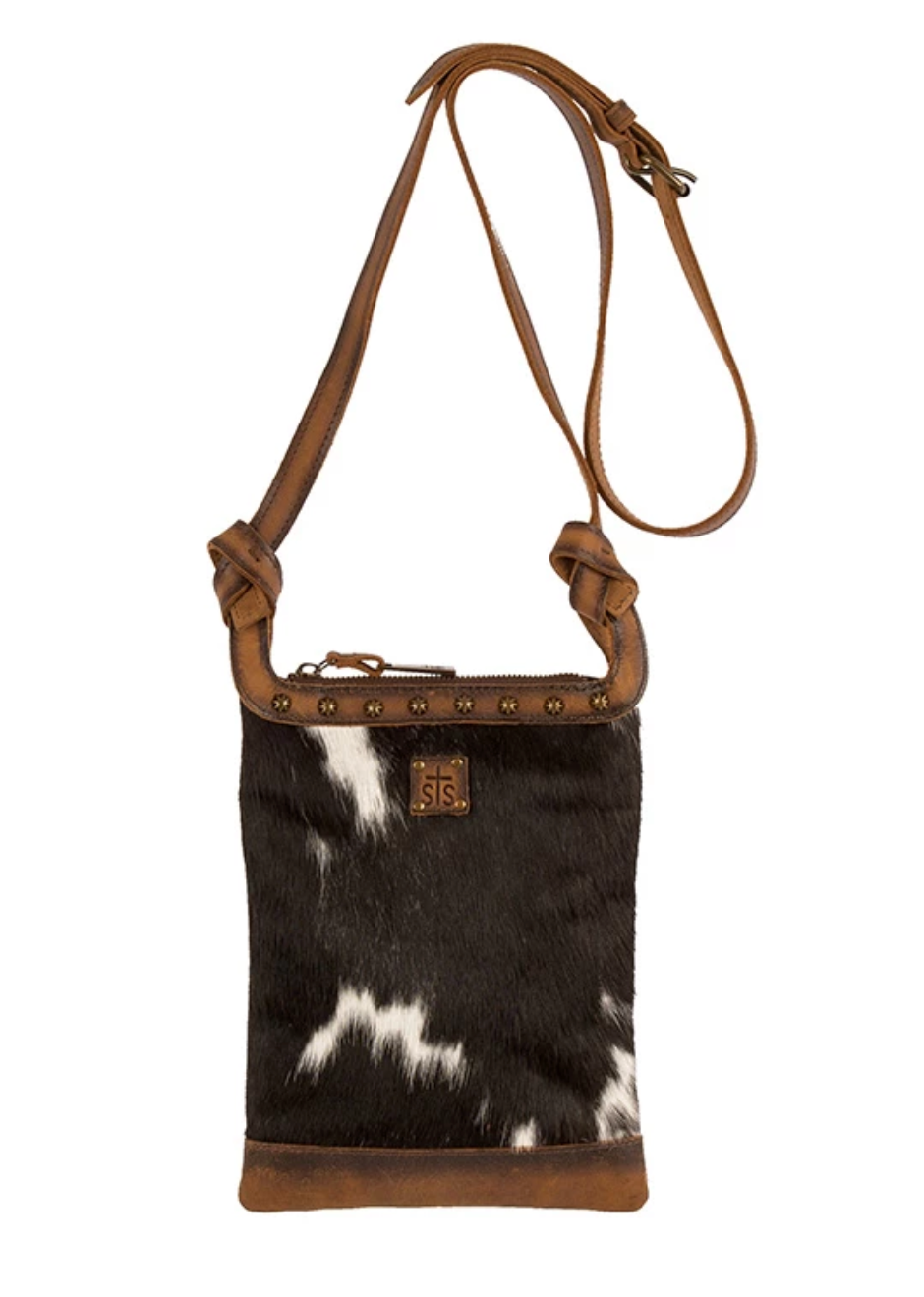 STS Ranchwear Classic Cowhide Crossbody WOMEN - Accessories - Handbags - Crossbody bags STS Ranchwear Teskeys