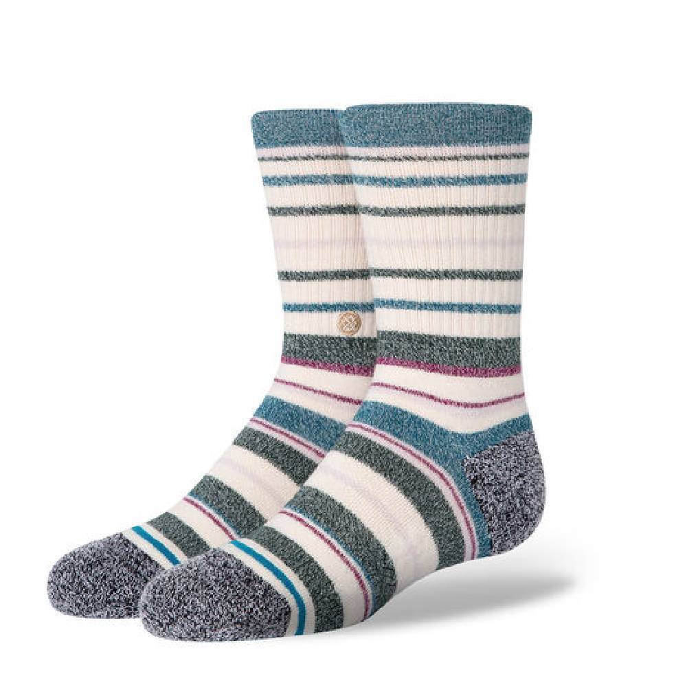 Stance Nice Finnish Crew Sock WOMEN - Clothing - Intimates & Hosiery STANCE Teskeys