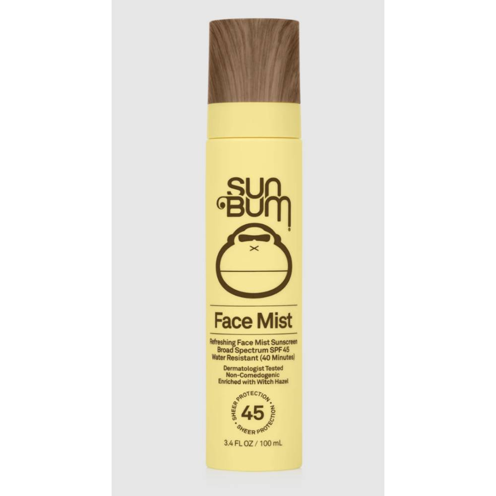 Sun Bum Original SPF 45 Sunscreen Face Mist HOME & GIFTS - Bath & Body - Sunscreen Sun Bum, LLC. Teskeys
