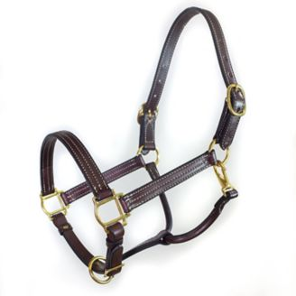 Tory Traditional Deluxe Halter Tack - English Tack & Equipment - English Tack Tory Teskeys
