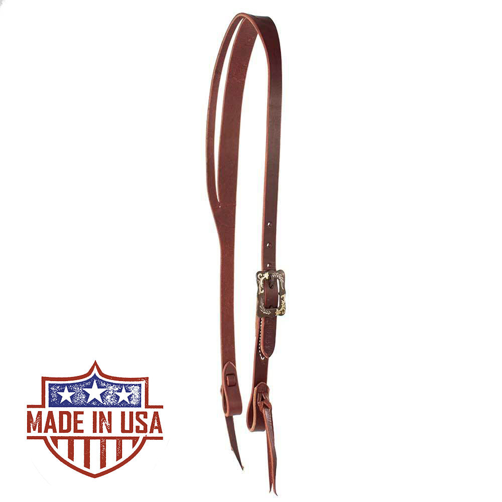 Teskey's Split Ear Headstall Tack - Headstalls Teskey's Teskeys