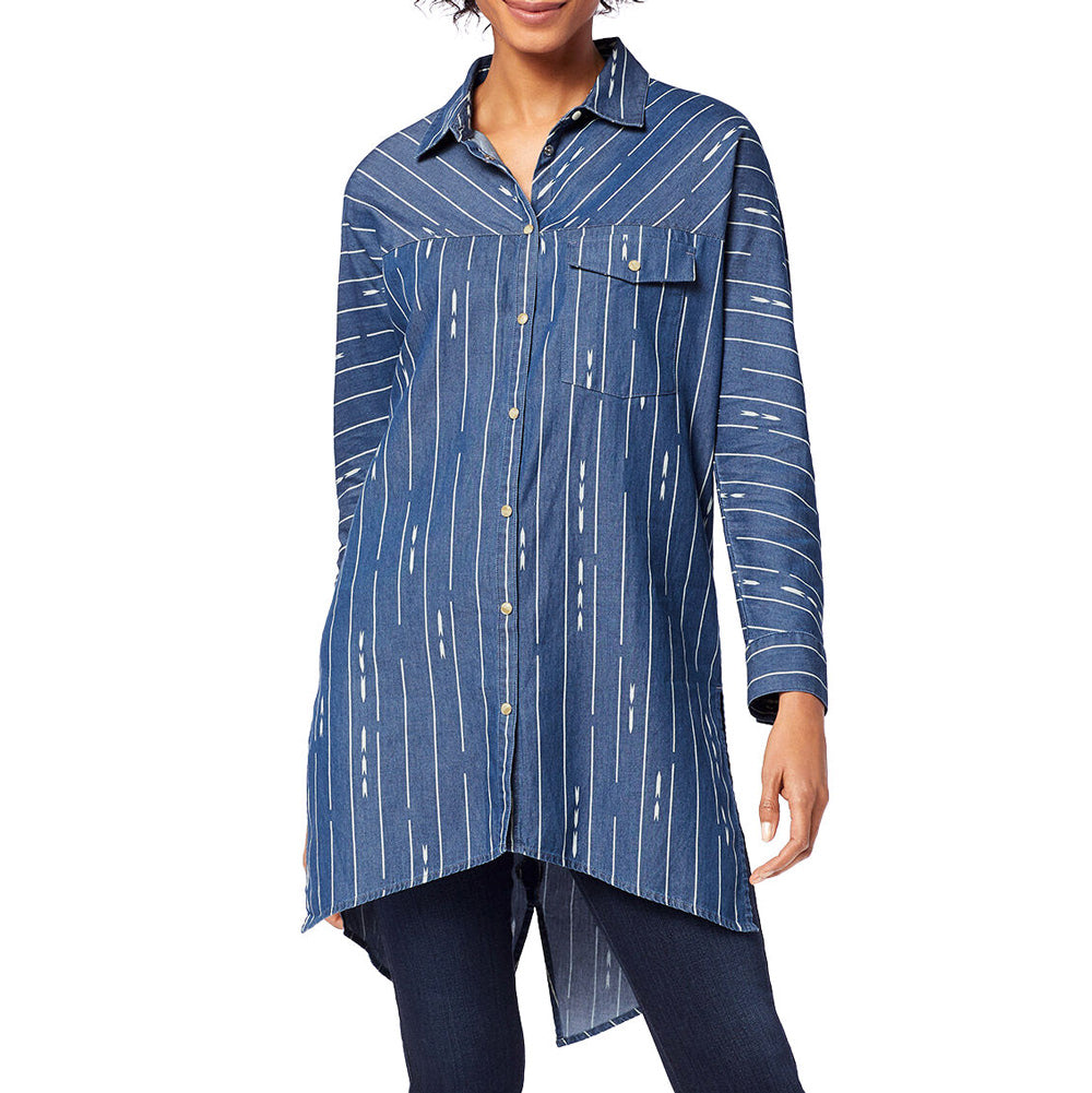 Pendleton Delaney Tunic WOMEN - Clothing - Tops - Tunics PENDLETON Teskeys