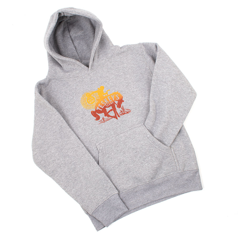 Youth Teskey's Best In The West Hoodie TESKEY'S GEAR - Youth Hoodies OURAY SPORTSWEAR Teskeys