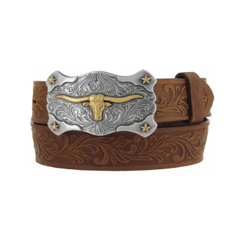 Tony Lama Kid's Lil Texas Belt KIDS - Accessories - Belts LEEGIN CREATIVE LEATHER/BRIGHTON Teskeys