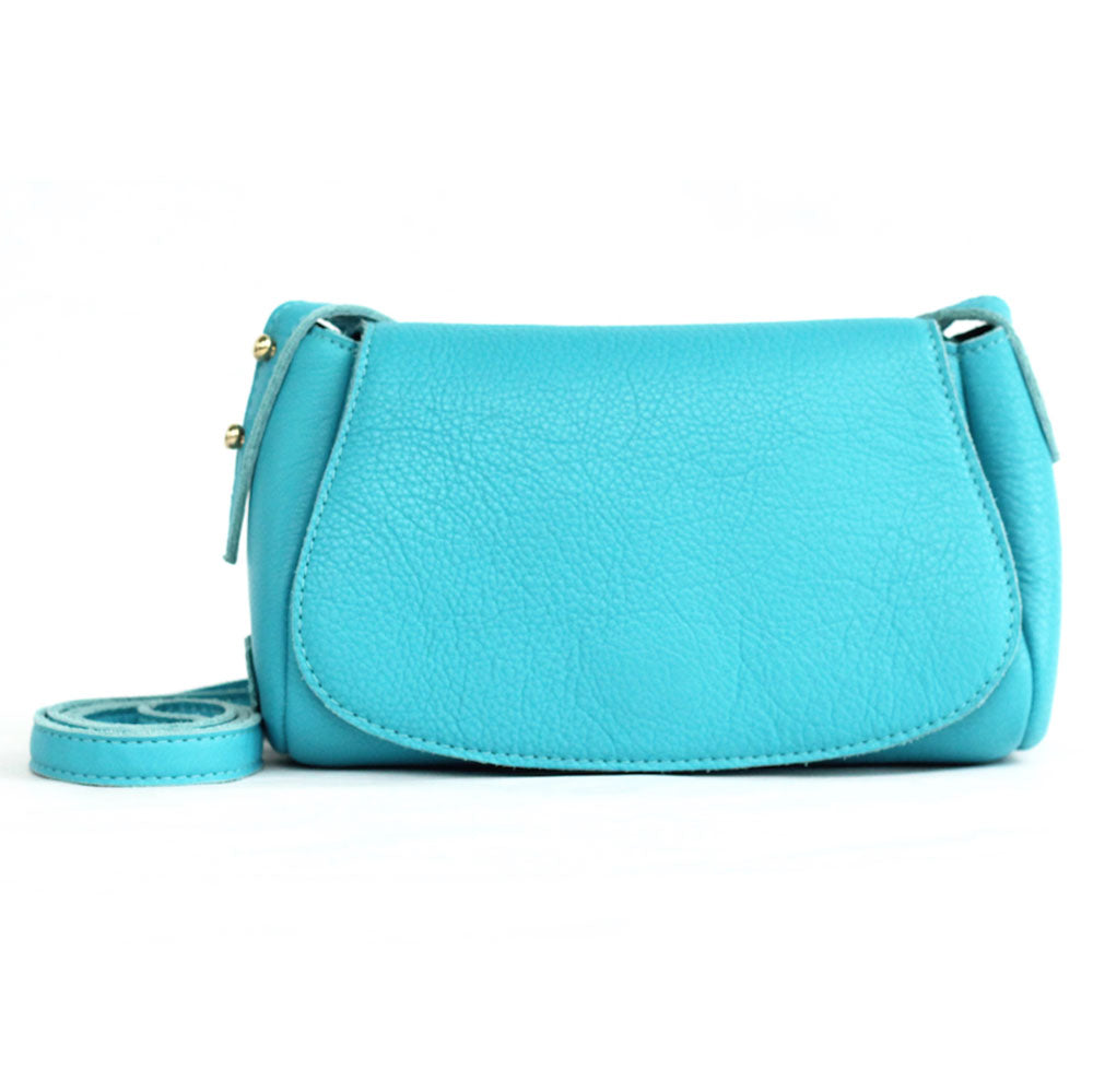 Opal R Helm Small Crossbody Saddle Bag WOMEN - Accessories - Handbags - Crossbody bags OPAL R HELM Teskeys