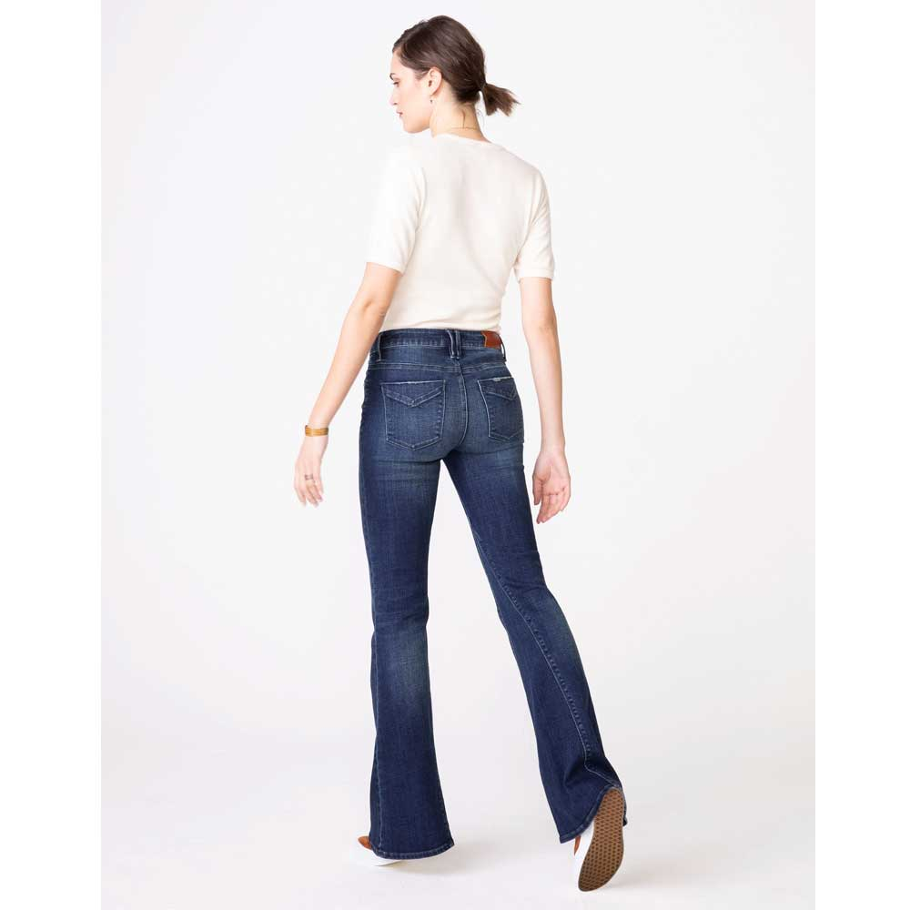 Unpublished Janet Flare Jean WOMEN - Clothing - Jeans UNPUBLISHED Teskeys