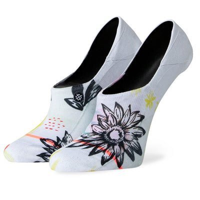 Stance Sonic White No Show Socks WOMEN - Clothing - Intimates & Hosiery STANCE Teskeys