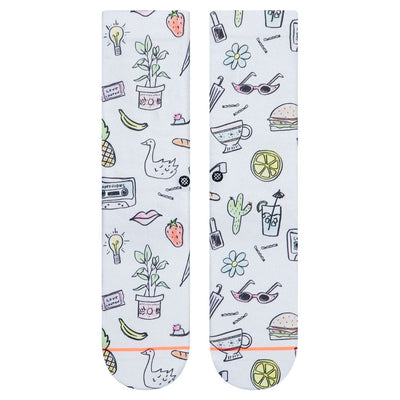Stance Shopping List Tomboy Light Socks WOMEN - Clothing - Intimates & Hosiery STANCE Teskeys