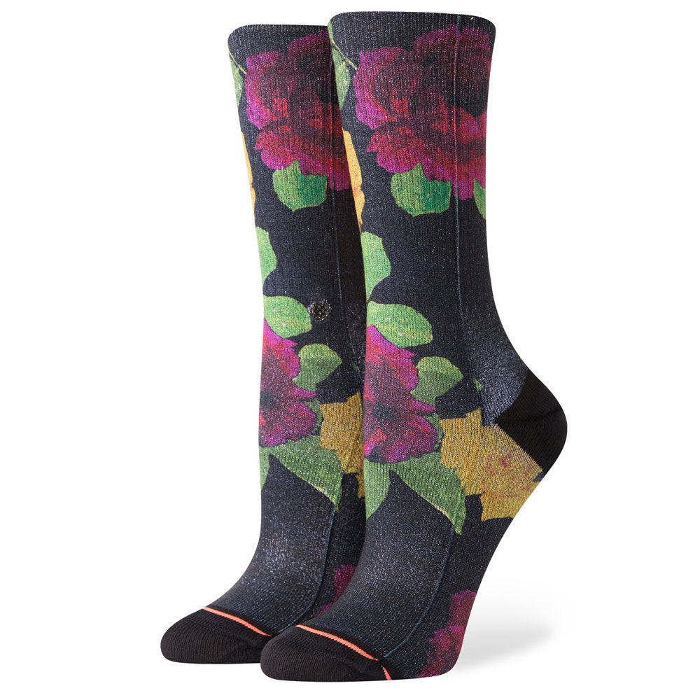 Stance Evening Star Classic Crew Sock WOMEN - Clothing - Intimates & Hosiery STANCE Teskeys