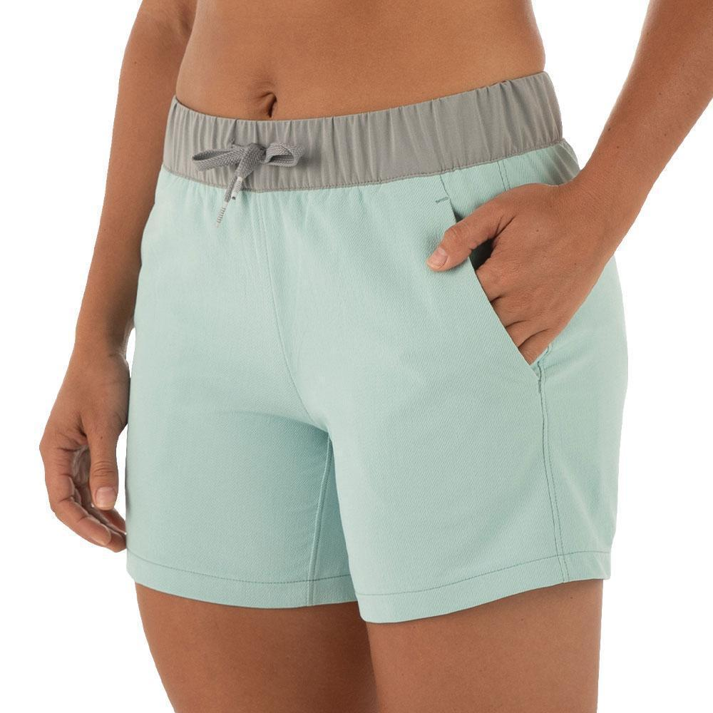 Free Fly Hydro Short - Surf Spray WOMEN - Clothing - Shorts FREE FLY APPAREL Teskeys