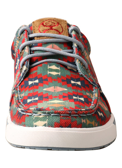 Twisted X Ladies Aztec Hooey Loper WOMEN - Footwear - Casuals TWISTED X Teskeys