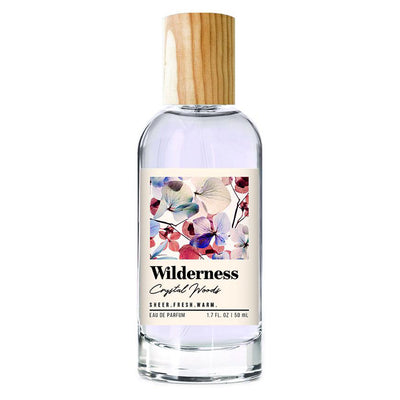 Wilderness Perfume Spray, 1.7oz. - Crystal Woods HOME & GIFTS - Bath & Body - Perfume TRU FRAGRANCE Teskeys