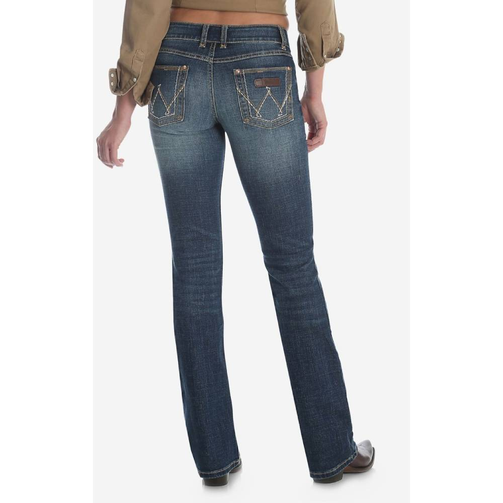 Wrangler Retro Mae Jean - MS Wash WOMEN - Clothing - Jeans WRANGLER Teskeys