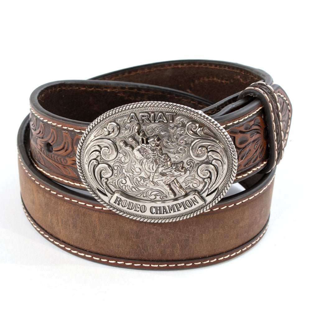 Ariat Youth Rodeo Champ Belt KIDS - Accessories - Belts M&F WESTERN PRODUCTS Teskeys