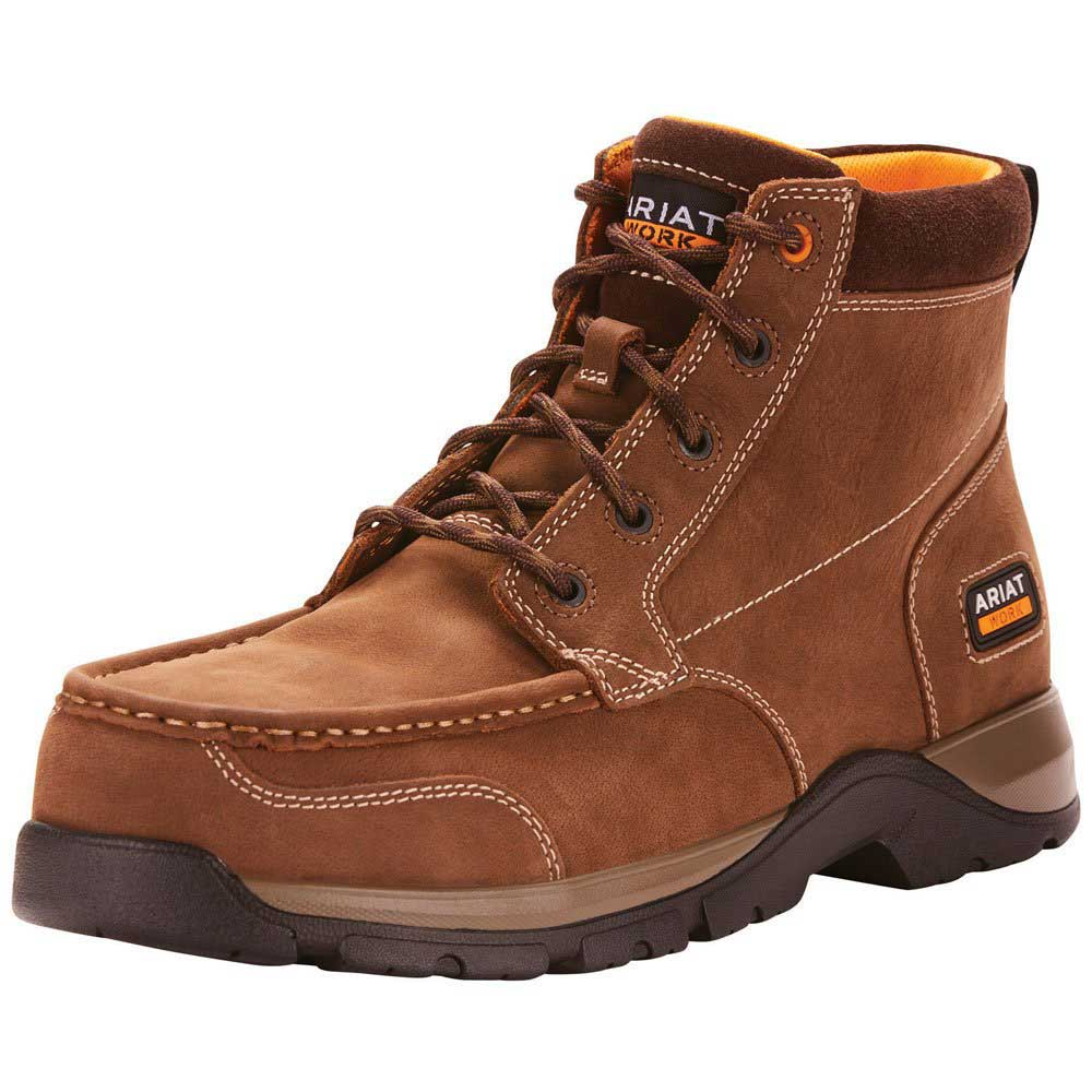 Ariat Edge LTE 5 Inch Slip Resistant Composite Toe Chukka Boot MEN - Footwear - Work Boots Ariat Footwear Teskeys