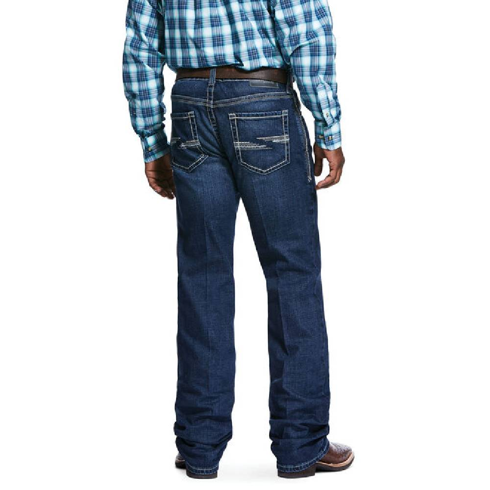 Ariat M4 Huron Boot Cut Jean MEN - Clothing - Jeans Ariat Clothing Teskeys