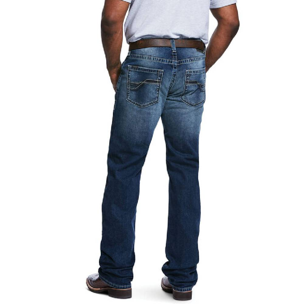 Ariat M5 Razor Straight Leg Jean MEN - Clothing - Jeans Ariat Clothing Teskeys