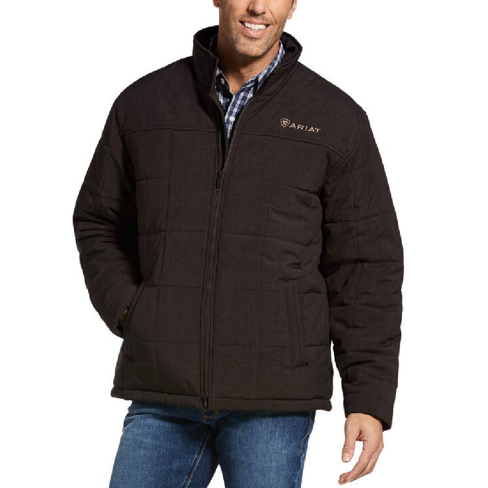 Ariat Crius Insulated Concealed Carry Jacket MEN - Clothing - Outerwear - Jackets Ariat Clothing Teskeys