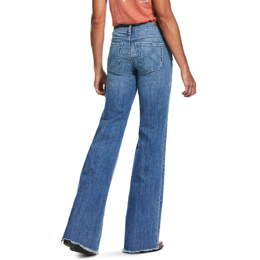 Ariat Ella Trouser Jean WOMEN - Clothing - Jeans Ariat Clothing Teskeys
