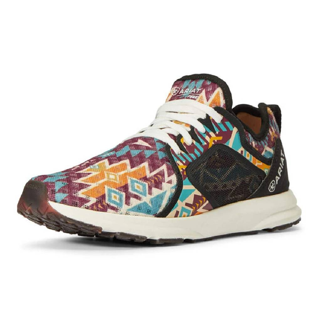 Ariat Fuse Aztec Casual Shoe WOMEN - Footwear - Casuals Ariat Footwear Teskeys