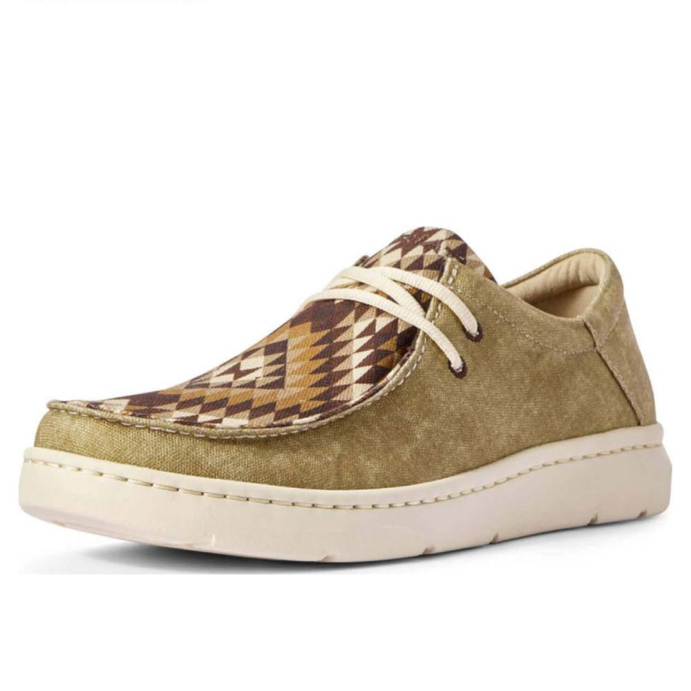Ariat Hilo Natural/Desert MEN - Footwear - Casual Shoes Ariat Footwear Teskeys