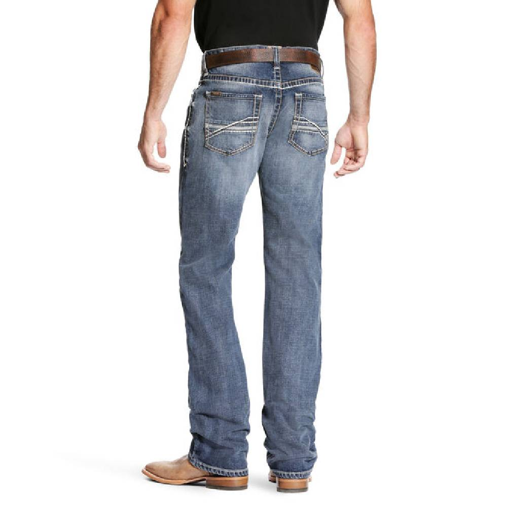 Ariat M4 Preston Boot Cut Jeans MEN - Clothing - Jeans Ariat Clothing Teskeys