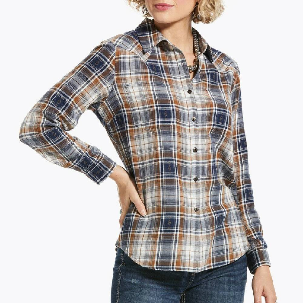 Ariat Cedar Blossom REAL Billie Jean Shirt