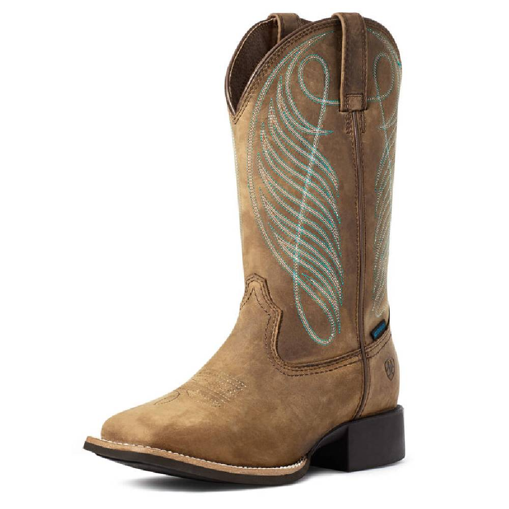 Ariat Round Up Boot WOMEN - Footwear - Boots - Western Boots Ariat Footwear Teskeys