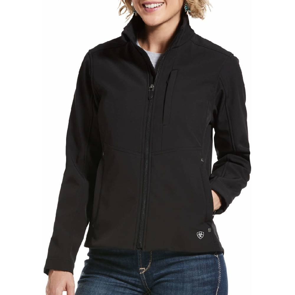 Ariat Women's Concealed Carry Softshell Jacket WOMEN - Clothing - Outerwear - Jackets Ariat Clothing Teskeys