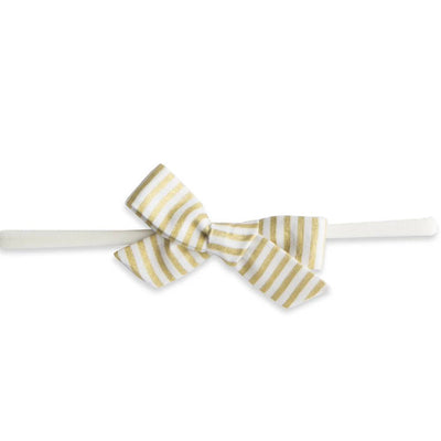 Baby Bling Cotton Print Bow Headband - Multiple Colors KIDS - Girls - Accessories BABY BLING BOWS Teskeys