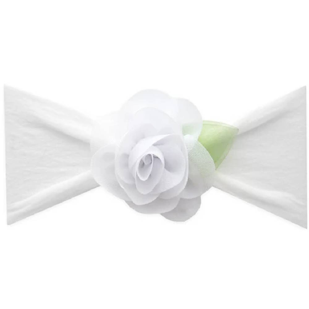 Baby Bling Small Rosette Headband KIDS - Girls - Accessories BABY BLING BOWS Teskeys