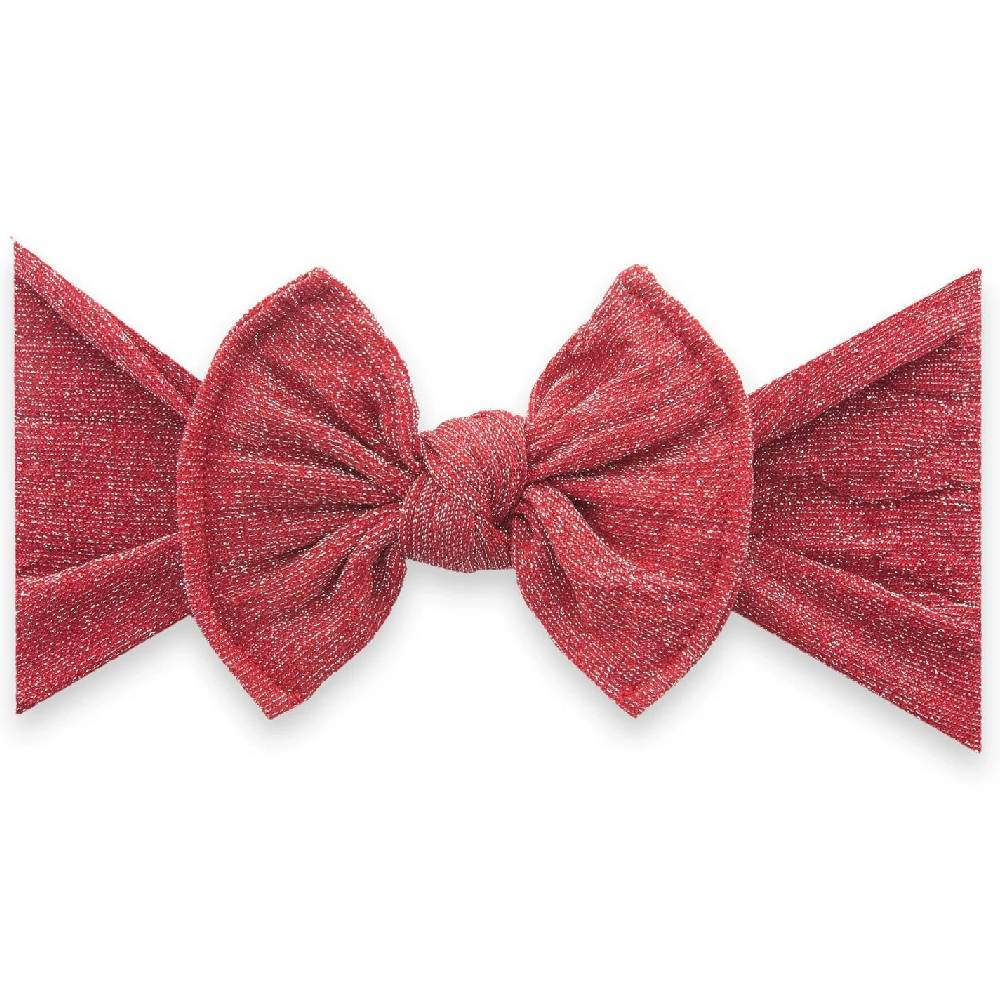 Baby Bling Shimmer Knot Headband - Multiple Colors KIDS - Baby - Baby Accessories BABY BLING BOWS Teskeys