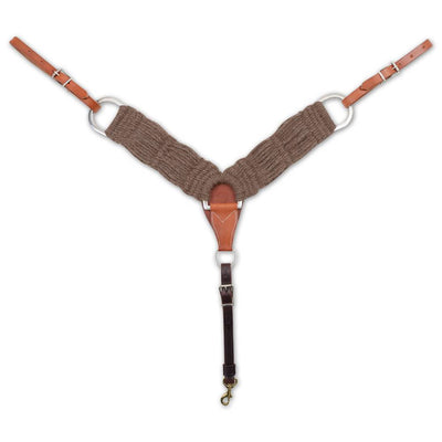 Martin Saddlery Alpaca Breastcollar Tack - Breast Collars Martin Saddlery Teskeys