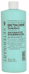 Betadine Solution Farm & Ranch - Animal Care - Equine - First Aid Teskeys Teskeys