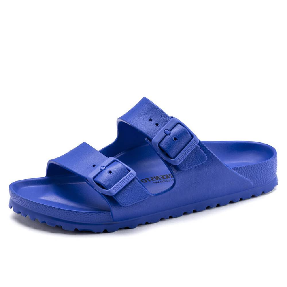 Birkenstock Arizona Eva Ultra Blue WOMEN - Footwear - Sandals BIRKENSTOCK Teskeys