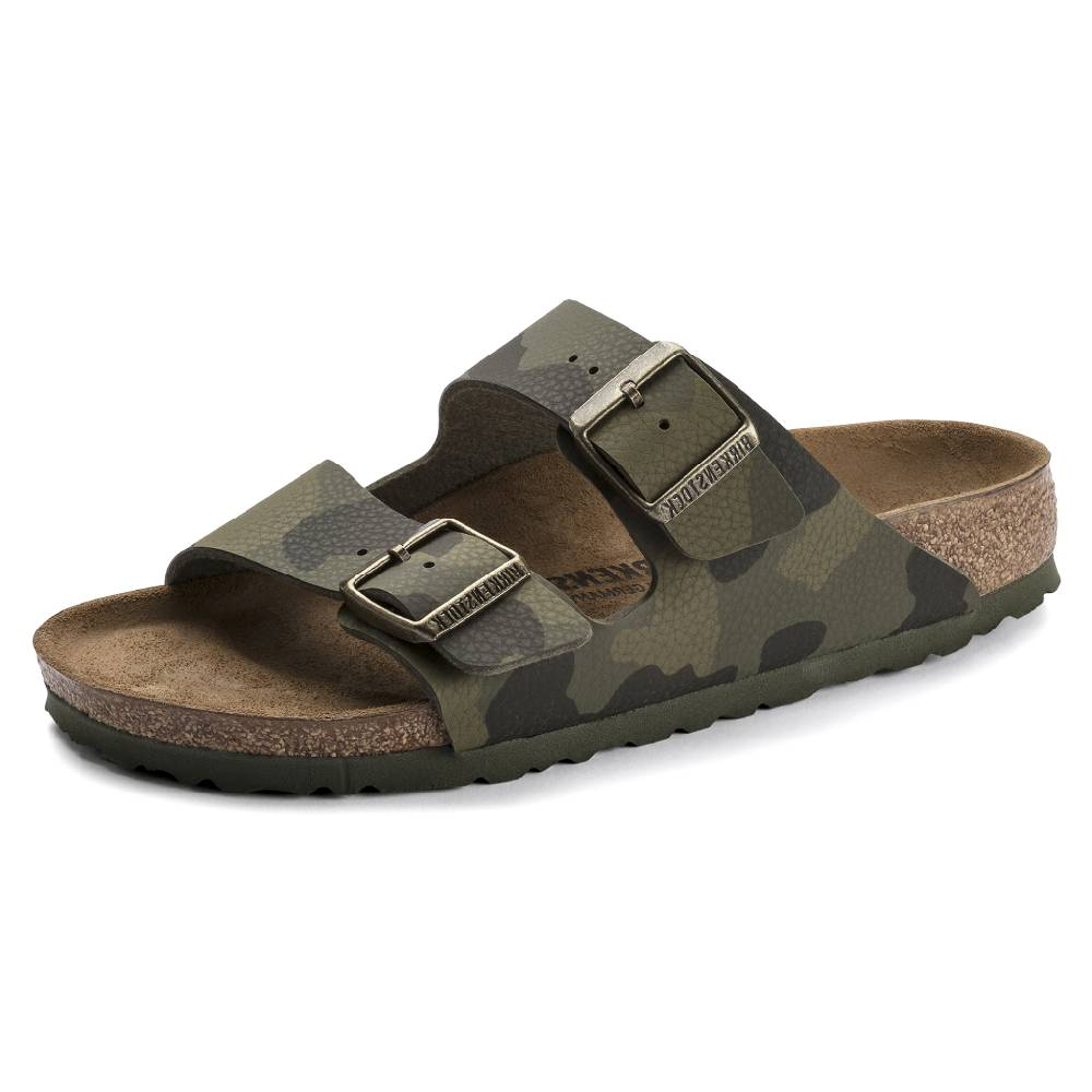 Birkenstock Arizona Desert Camo WOMEN - Footwear - Sandals BIRKENSTOCK Teskeys
