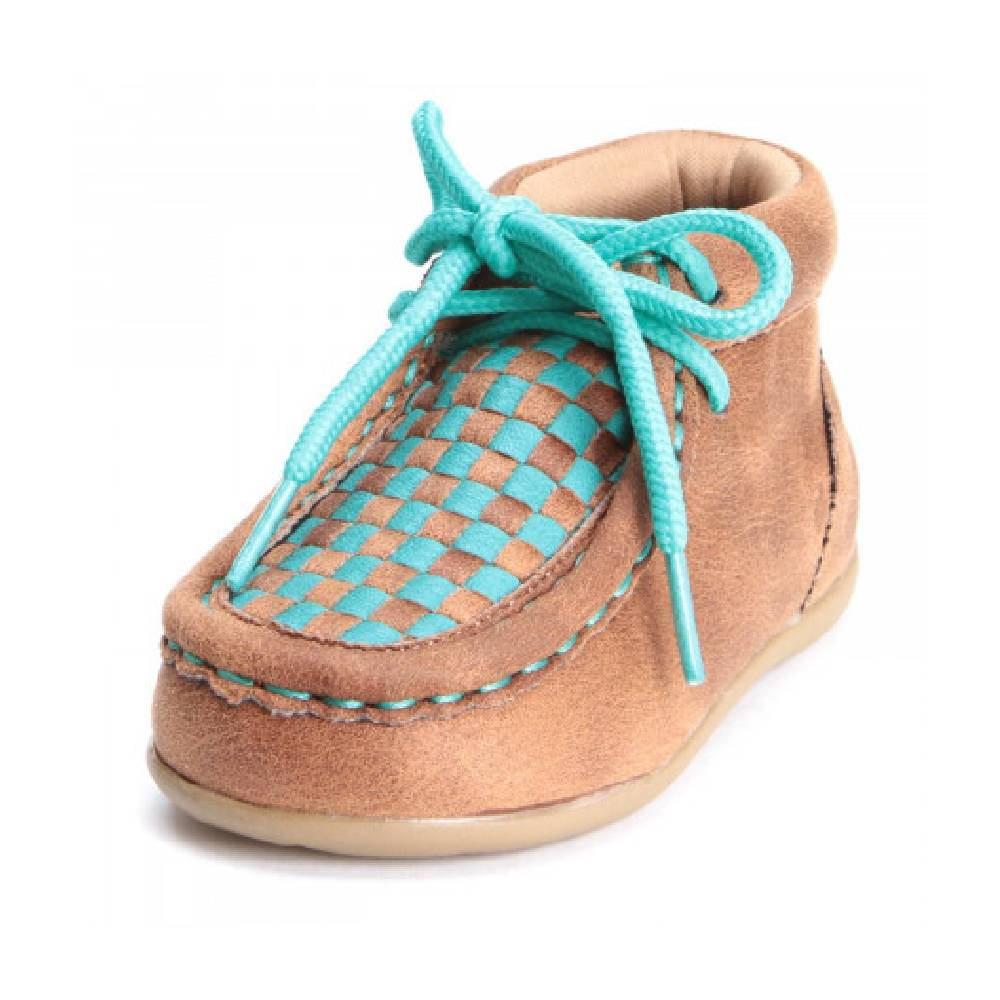 Baby Buckers Infant Cassidy Chukka Shoe KIDS - Footwear - Casual Shoes M&F WESTERN PRODUCTS Teskeys