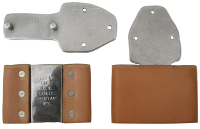 Blevins Buckles Complete Set Tack - Saddle Accessories Teskeys Teskeys