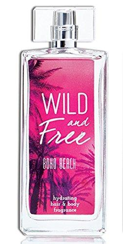 Wild and Free Hydrating Hair & Body Fragrance 3.4 oz - Boho Beach HOME & GIFTS - Bath & Body - Perfume TRU FRAGRANCE Teskeys