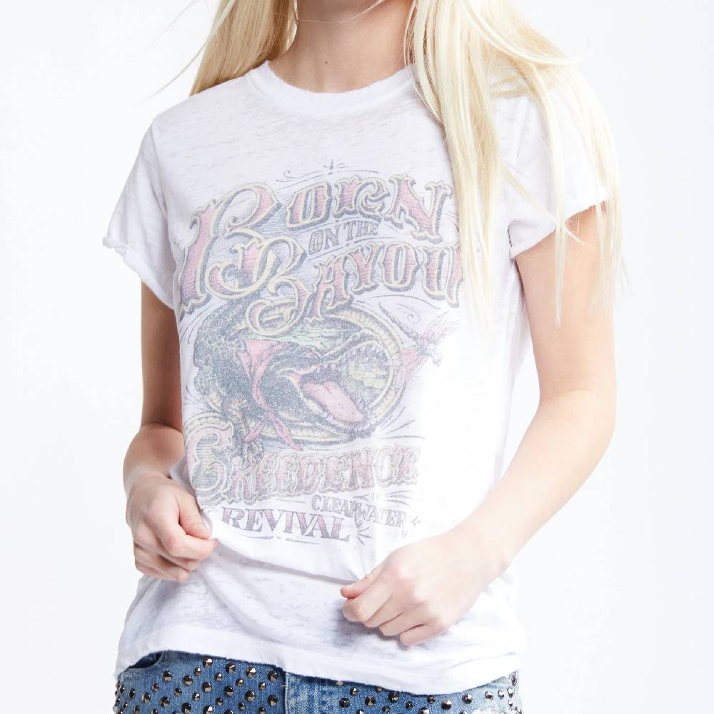 Born Creedence Clearwater Revival Tee