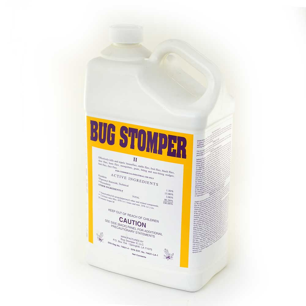 Bug Stomper Fly Spray FARM & RANCH - Animal Care - Equine - Fly & Insect Control - Fly spray Bugstomper Teskeys