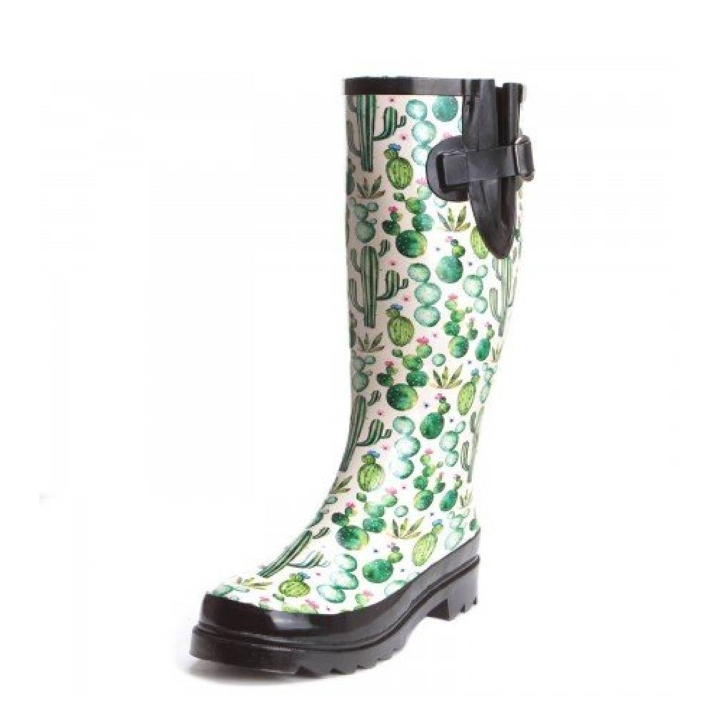 Blazin Roxx Cacti Rain Boot WOMEN - Footwear - Boots - Work Boots M&F WESTERN PRODUCTS Teskeys