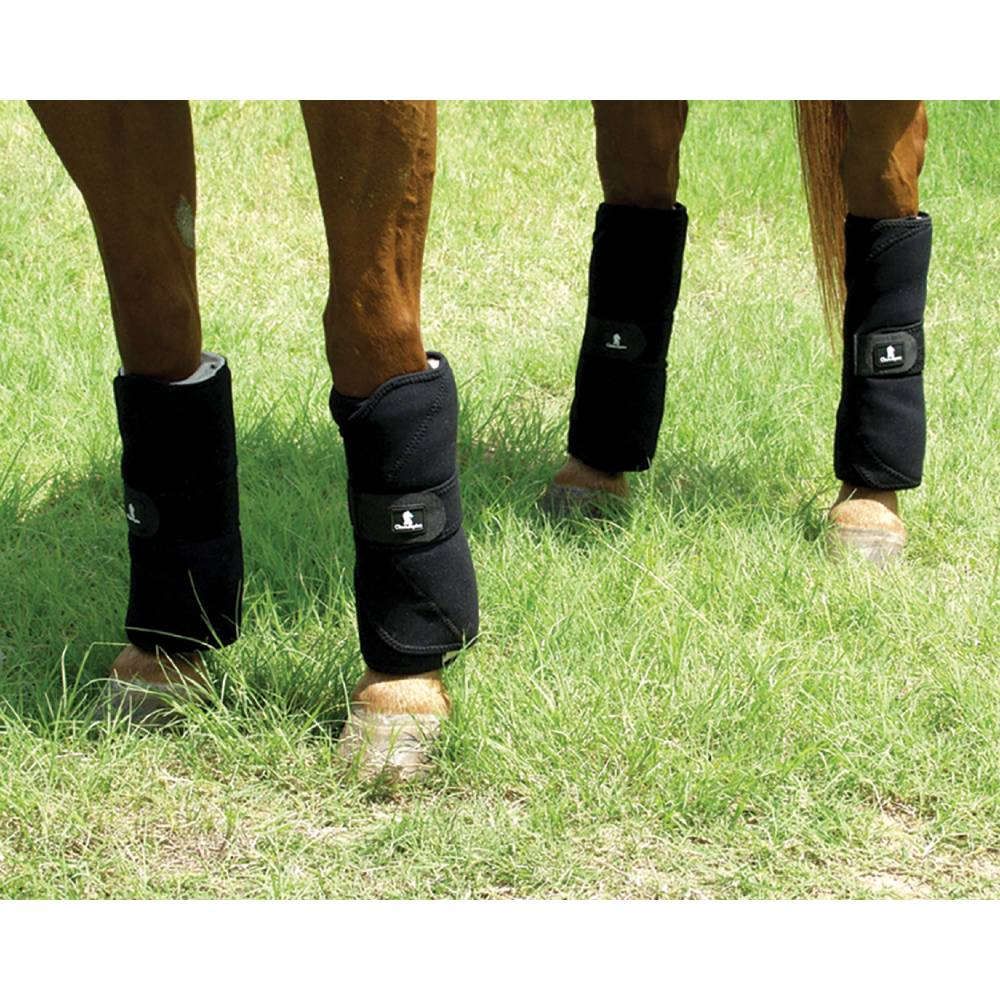 Classic Equine Stress Guard Wraps Tack - Leg Protection - Rehab & Travel Classic Equine Teskeys