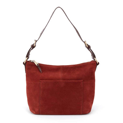 HOBO Charlie Shoulder Bag - Cinnabar WOMEN - Accessories - Handbags - Shoulder Bags HOBO BAGS Teskeys