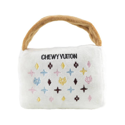 Large Chewy Vuiton Purse Dog Toy FARM & RANCH - Animal Care - Pets - Toys & Treats HAUTE DIGGITY DOG Teskeys