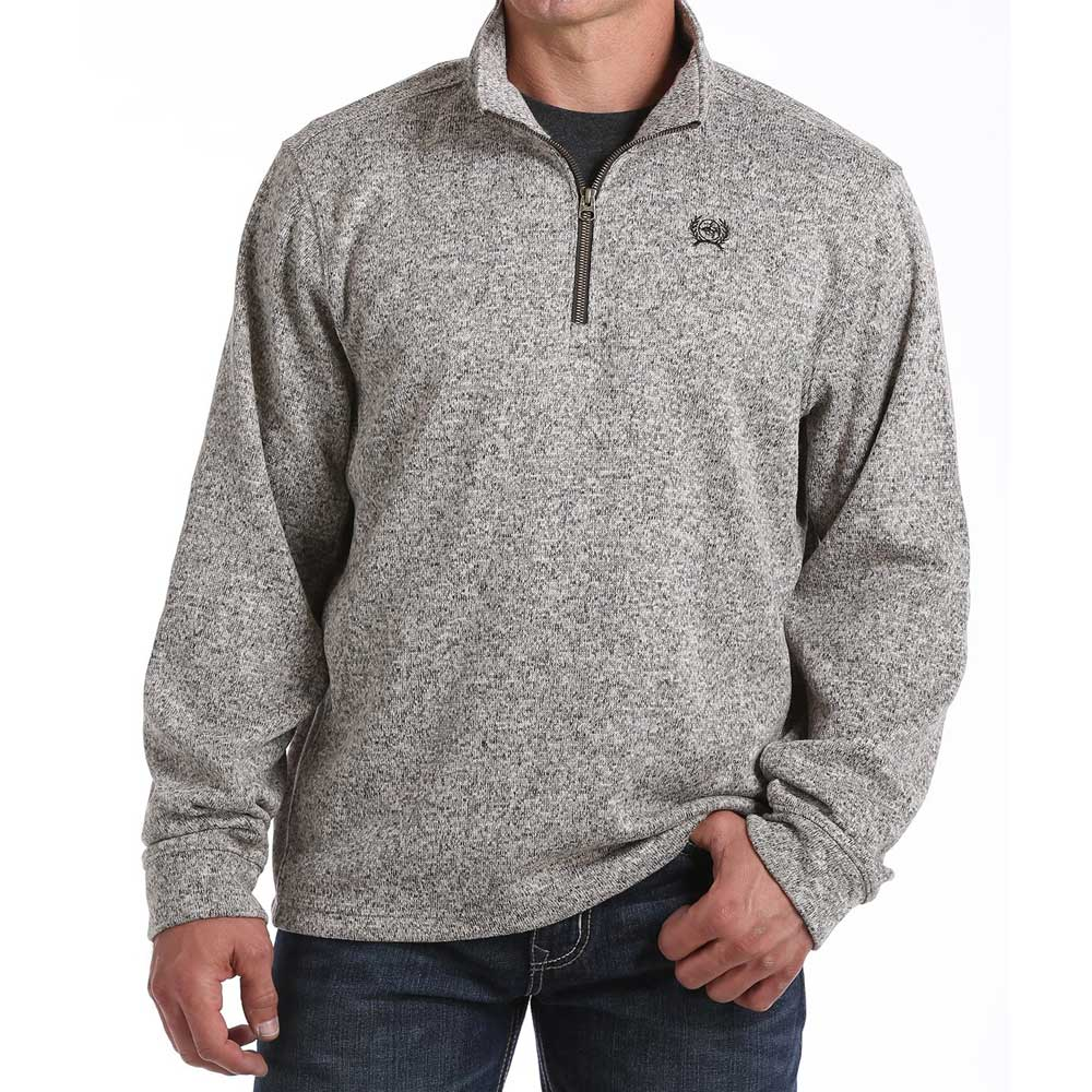 Cinch 1/4 Zip Fleece Pullover MEN - Clothing - Outerwear - Jackets CINCH Teskeys