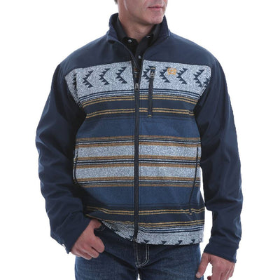 Cinch Men's Print Bonded Jacket MEN - Clothing - Outerwear - Jackets CINCH Teskeys